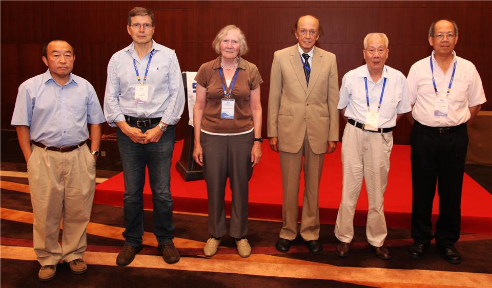 Photos from ICIAM 2015