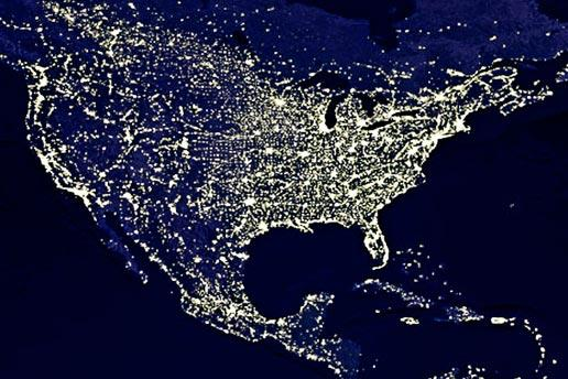 The Structure and Evolution of  the Next-generation Electric Grid