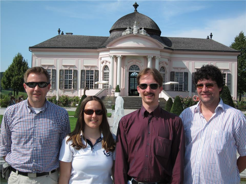Golub Summer School in Optimization Draws 45 Students to Linz