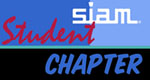 SIAM Student Chapters