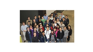 Chicago-area SIAM Student Chapters Visit Argonne