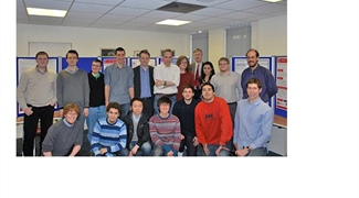 Cardiff Students Hold First SIAM Chapter Day