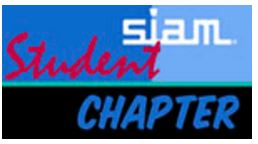 SIAM Welcomes Its Newest Student Chapters