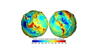 GRACE Satellite Data Delineates Changing Earth Surface