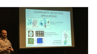 Community Detection in Network Science