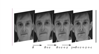 Separating Shape and Intensity Variation in Images