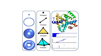 Persistent Homology Analysis of Biomolecular Data