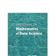SIAM Launches New Journal on the Mathematics of Data Science