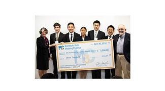 California Students Clinch Top Prize for Mathematical Approach to Food Insecurity