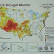 Mathematical Comparison of Drought Trends throughout the United States