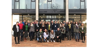 Heidelberg Student Chapter of SIAM Visits Lufthansa Systems