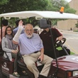 MATLAB Creator Cleve Moler Visits Texas A&M University